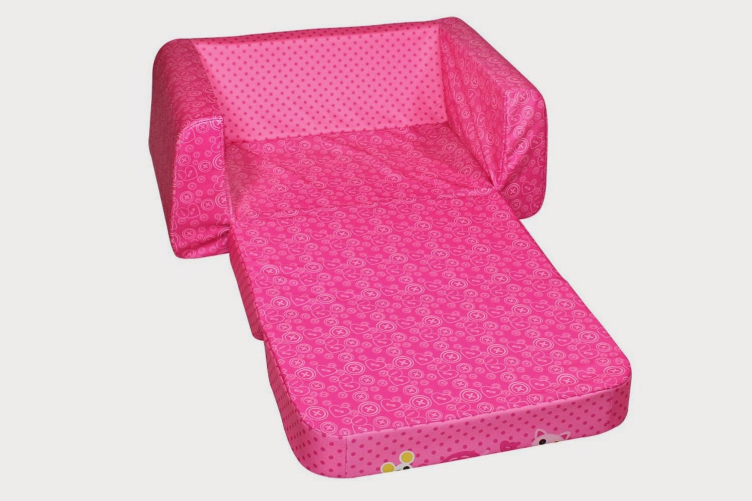 Fold Out Foam Chair kids couch: kids fold out couch