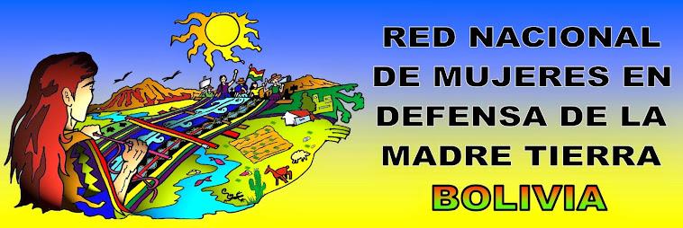 RED NACIONAL DE MUJERES EN DEFENSA DE LA MADRE TIERRA