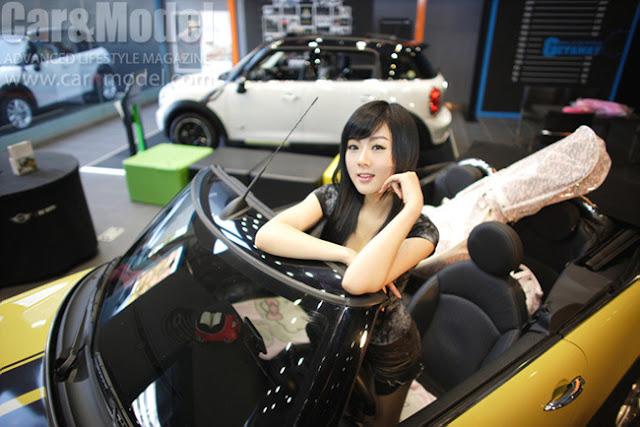4 Hwang Mi Hee and Mini-very cute asian girl-girlcute4u.blogspot.com