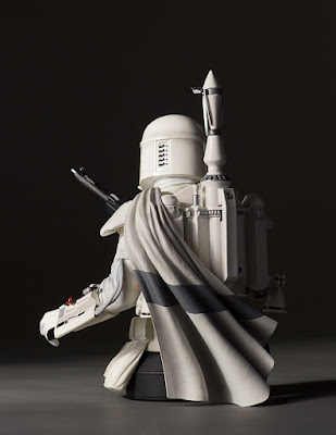 San Diego Comic-Con 2015 Exclusive Star Wars Prototype Boba Fett Mini Bust by Gentle Giant