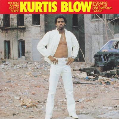Kurtis Blow - The Best Rapper On The Scene (CD Reissue) (1983-2009)(VBR V0)