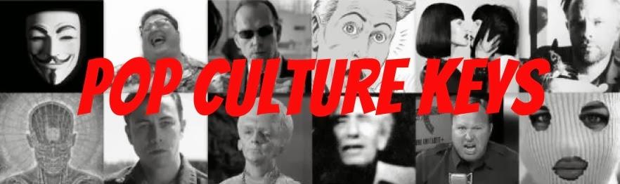 Pop Culture Keys
