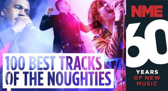 Las 100 mejores canciones de los 00' según la NME