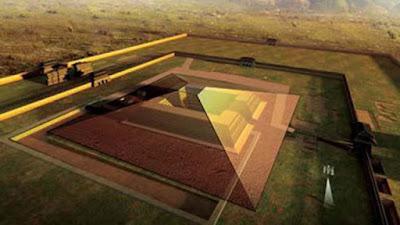 Lima Teori Mengenai Piramid Kaisar Qin Shih Huang Cina