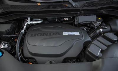 2016 Honda Pilot Release Date Canada
