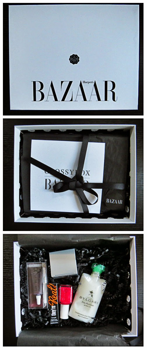 September 2014 Glossybox Review