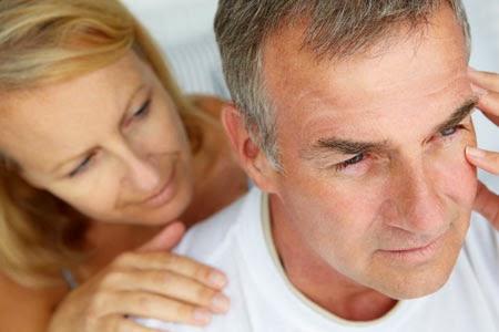 Menopause Terjadi Juga Pada Pria