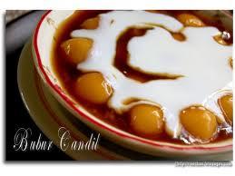 ... atau resep rahasia untuk memasak bubur candil berikut adalah resep