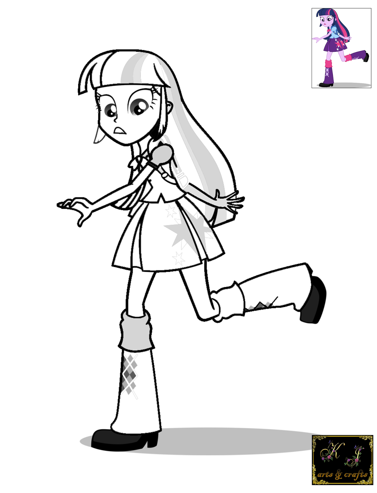 Free Coloring Pages Of Twilight Equestria Pages Equestria Twilight Sparkle Coloring Pages