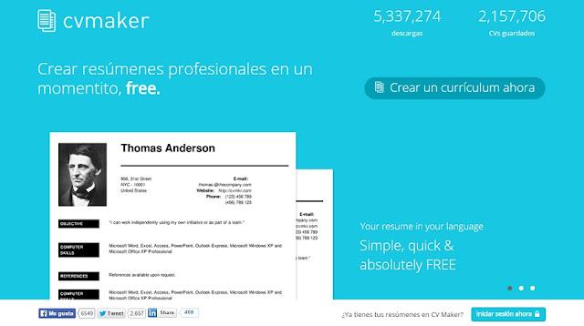 Aprender a armar tu CV como un profesional