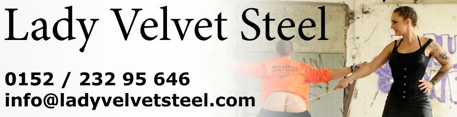 Lady Velvet Steel - Dominanz