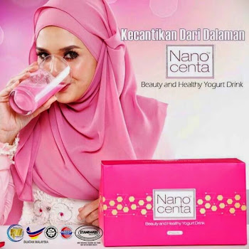 NANO CENTA YOGURT DRINK - NEW (HOT)