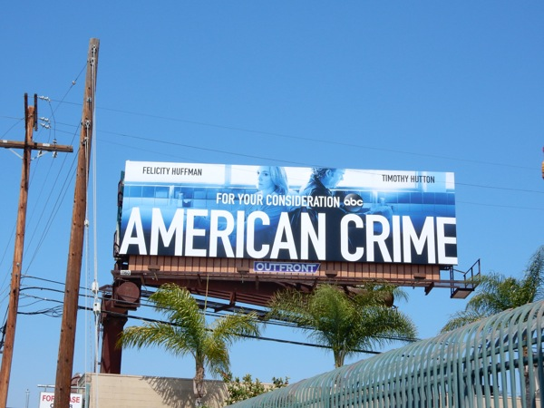 American Crime Emmy 2015 billboard