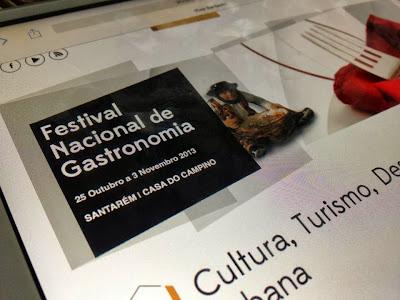 festival nacional de gastronomia santarém