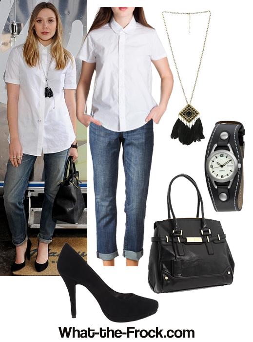 Olsen Style Tips Elizabeth Olsen Style