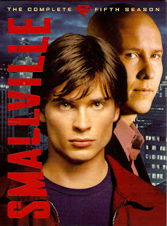 Smallville Temporada 5 Audio Latino