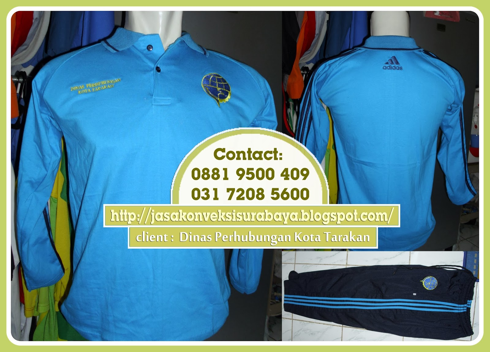 jual seragam olahraga bordir, jual seragam olahraga instansi, jual seragam olahraga di surabaya, pesan seragam olahraga