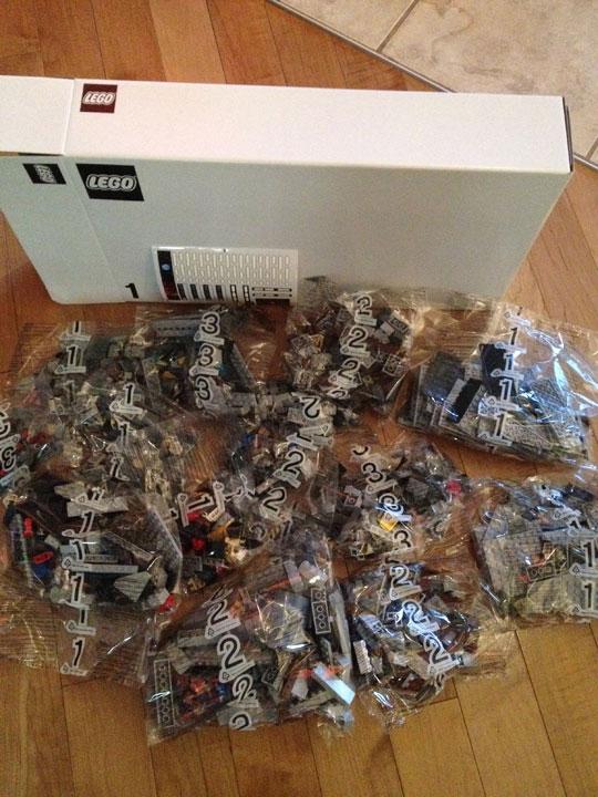 death star lego box - photo #22