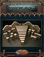 LZW Exterior & Interior Wall Set #1 on DTRPG