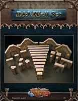LZW Exterior & Interior Wall Set #1 on DTRPG