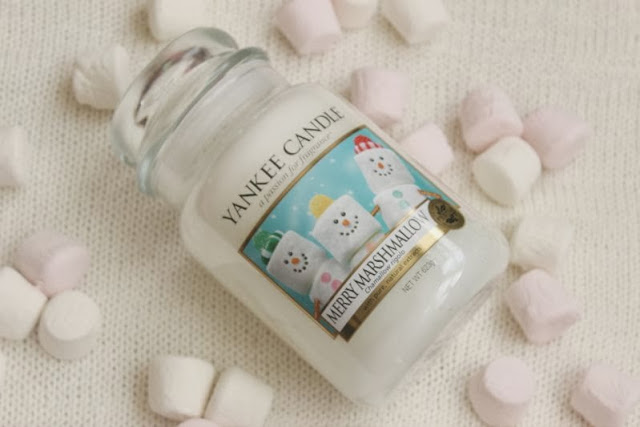 Yankee Merry Marshmallow Candle