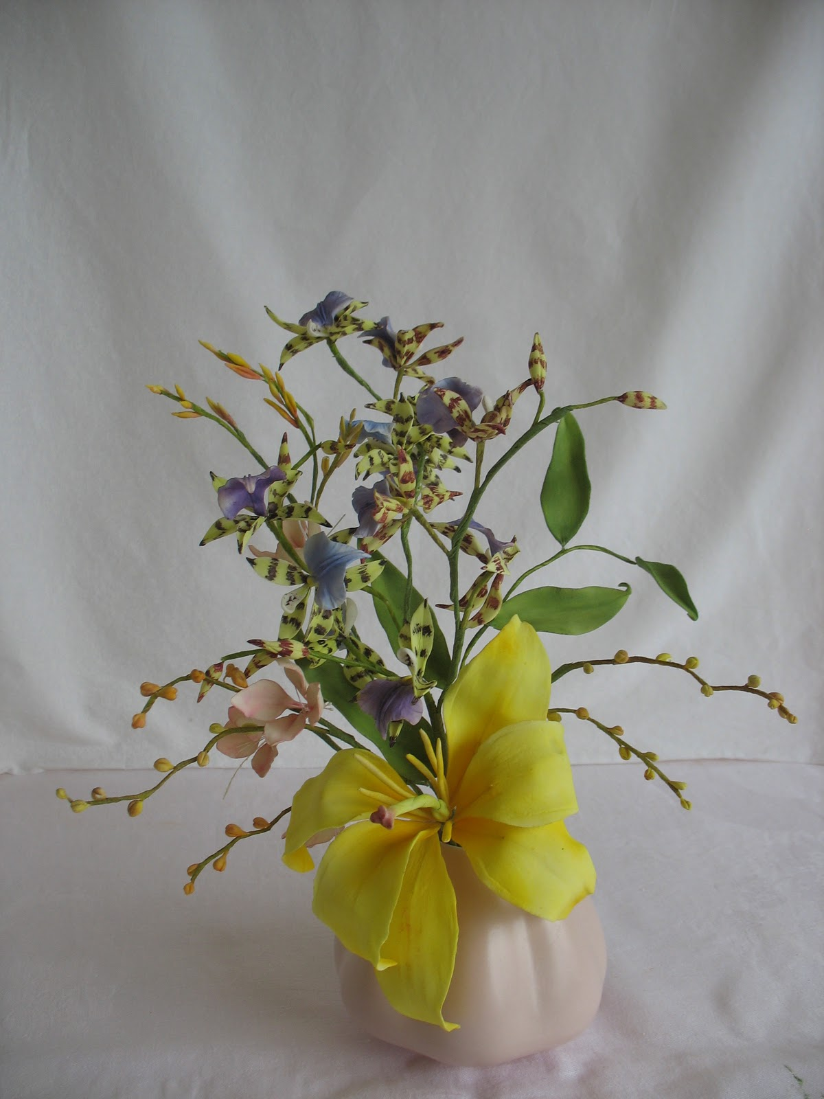 Shailes Edible Art Sugar Flowers For Sale