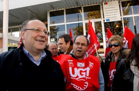 """Greve geral: UGT diz que números do Governo sobre a greve são """"completamente irreais"""""""