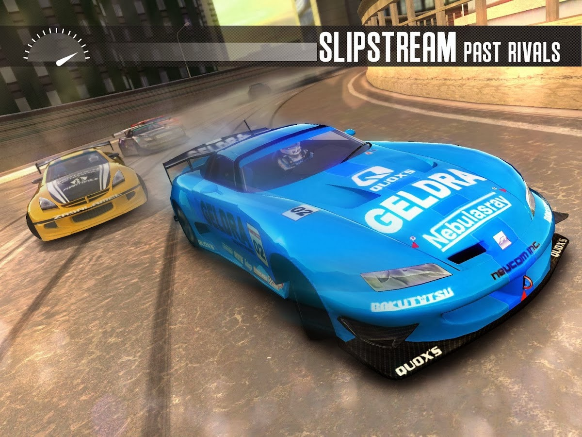 Ridge Racer Slipstream MODs