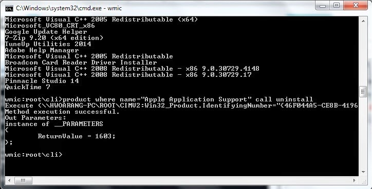 How to Uninstall Programs With Command Prompt  How to Uninstall Programs With Command Prompt (CMD) Windows