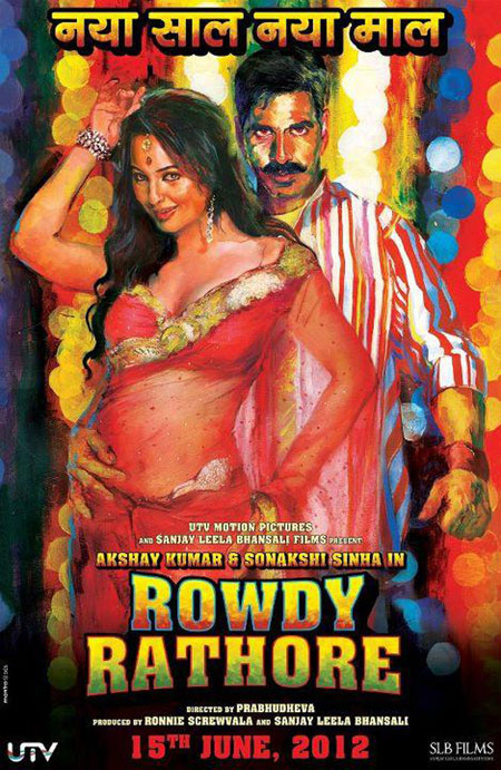 Rowdy Rathore Cast and Crew
