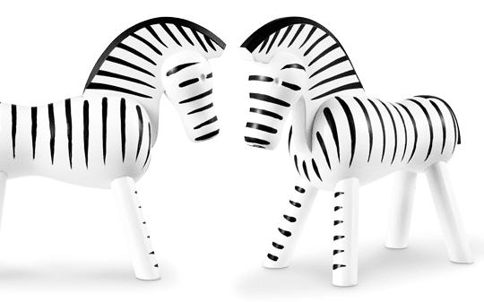 Kay Boejesen, Zebra | www.var-dags-rum.se