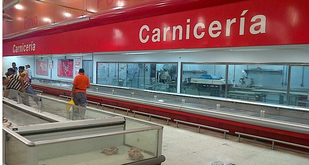 Los inventarios de comida llegan a niveles criticos en Venezuela