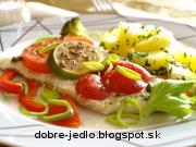Ryba v balíčku - recept