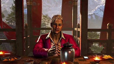 Far Cry 4 (Game) - 'Pagan Min: King of Kyrat' Trailer - Song / Music