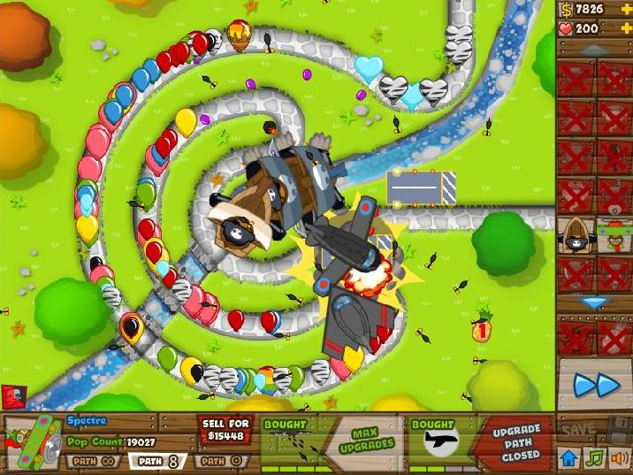 Btd 4 hacked bloons tower defense review ebooks