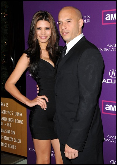 Vin Diesel Wife Paloma Jimenez