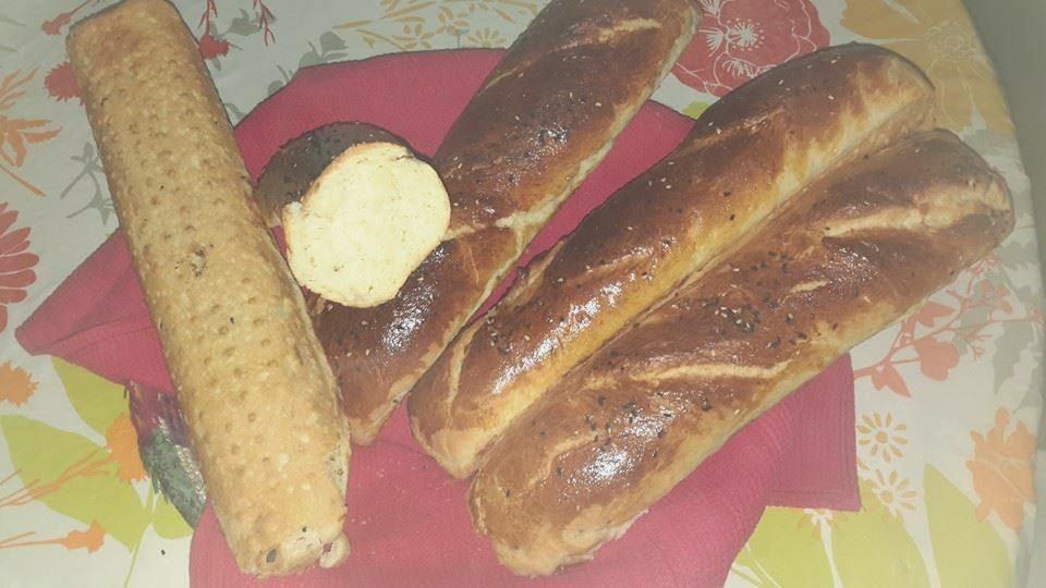 Recette pain baguette