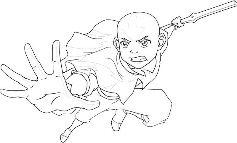 printable-avatar-aang-ability-coloring-pages