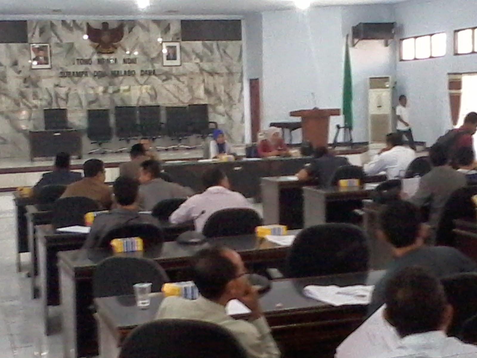 Alat Kelengkapan Terbentuk, Dewan Kabupaten Bima Siap Bekerja