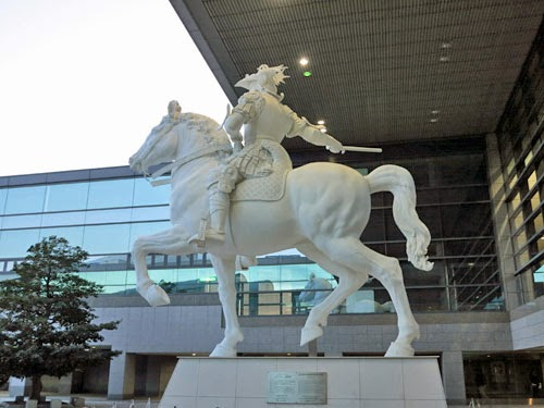 Sforza Monument Leonardo's Horse.