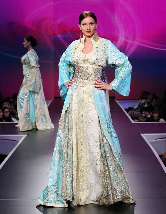 Moroccan Party Dresses