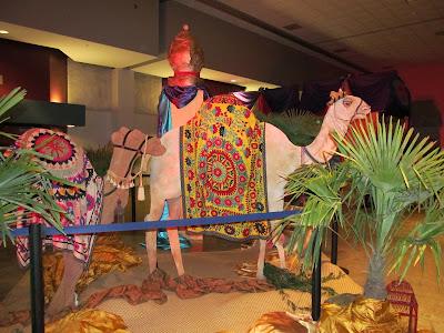 My heart with pleasure fills arabian nights and a mardi for Arabian night decoration ideas