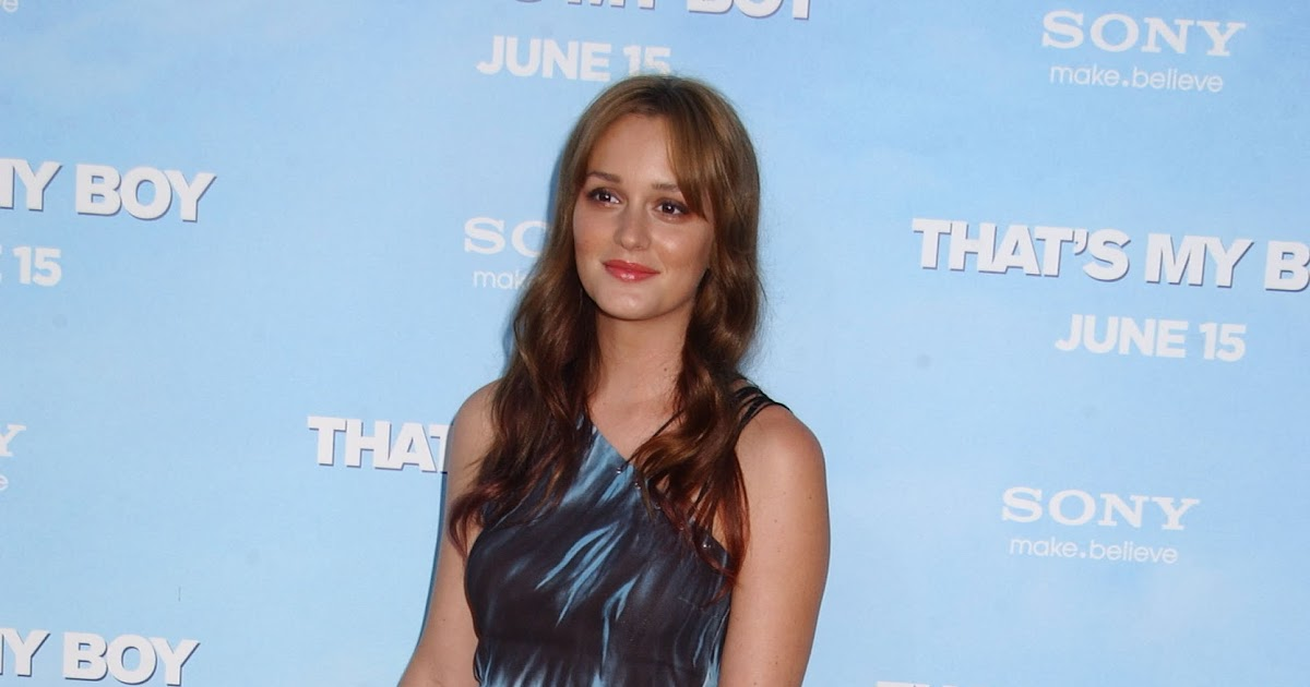 leighton meester thats my boy wedding dress keywords here