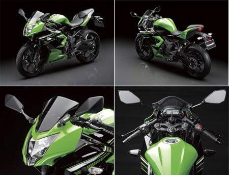 Gambar Motor Ninja 250cc Terbaru