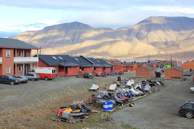 Kota Longyearbyen