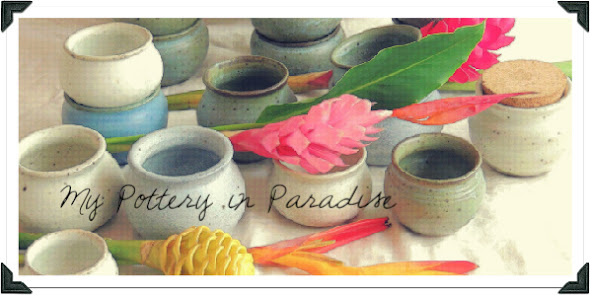 My Pottery in Paradise