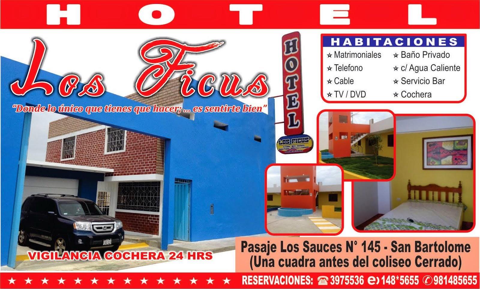 Hotel Los Ficus