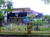 Kantor PLN (Persero) Unit Pelayanan Jaringan Pati