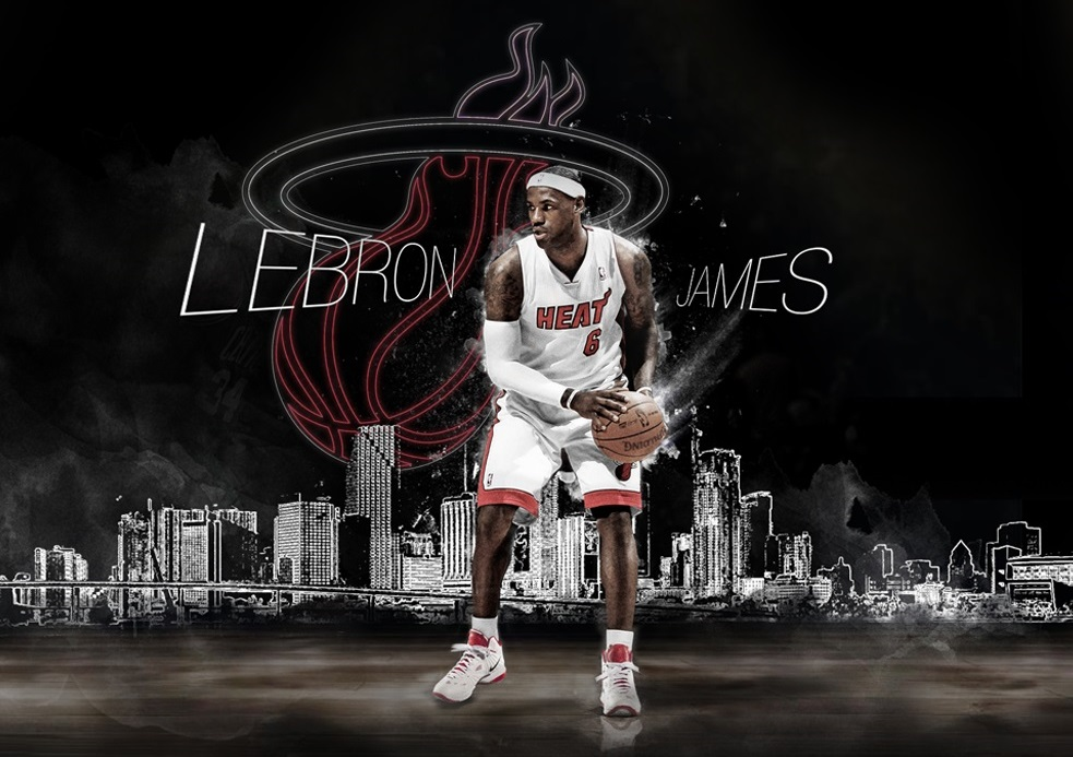 Lebron james new hd wallpapers 2013 voltagebd Choice Image