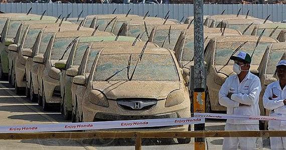 Honda Malaysia tawar program pakej baik pulih kereta terjejas banjir 2015